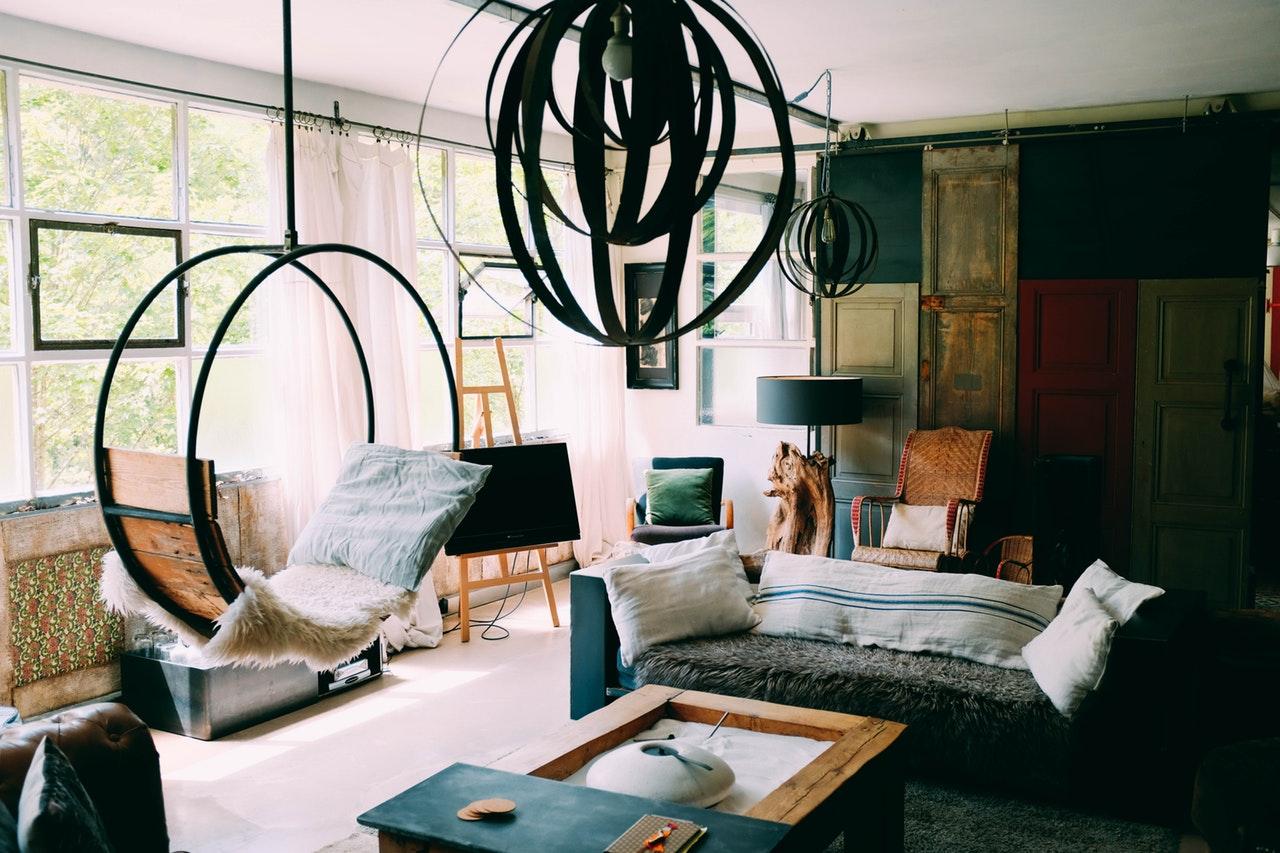 Kunstnerisk hjem