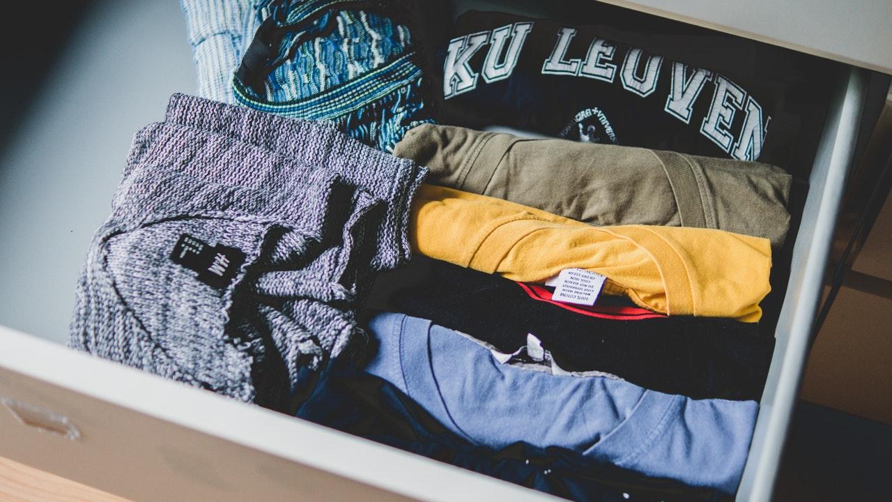 Sortering af tøj